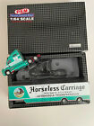 PEM Horseless Carriage Auto Transport Tractor Truck With Trailer 1 64 Diecast