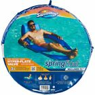 Pool Chair Inflatable Floating Bed Swimming Lounger Beach Accessories Recliner
