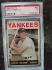 Mickey Mantle Topps Cards - 1952 to 1969 55
