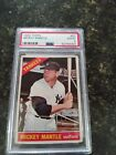 Mickey Mantle Topps Cards - 1952 to 1969 53