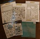 CLEAR STAMPS DIES STENCILS Honey Bee Stamps HOUSE SWEET SHOP FARMHOUSE