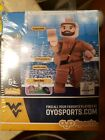 New Sealed Box West Virginia Mountaineers Mascot WVU Toy Lego OYO All Team Gear!