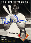 Top 10 Baseball Cards to Remember Monte Irvin 13