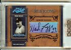 Yankees Wade Boggs 2004 Playoff Prime Cuts MLB Icons Century Autograph Auto 1 1