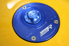 Ducati 848 748 Superbike 1098 R S 1198 ST3 Blue Race Quick Release Fuel Gas Cap