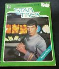 1979 Vintage Star Trek Coloring Book Rescue of Raylo