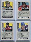 08-09 ITG HEROES PROSPECTS AUTO A-TH Taylor Hall