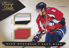 10-11 Panini Luxury Suite GOLD Prime Jersey Dual Alexander Ovechkin 9 10