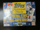 2009 TOPPS NATIONAL CHICLE FACTORY SEALED FOOTBALL BOX !! 11