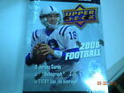 2008 UPPER DECK FOOTBALL HOBBY FACTORY SEALED BOX !! 11