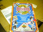 1992 UPPER DECK BASEBALL SERIES 1 FACTORY SEALED BOX !! 16