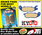 REPLICA FRONT DISC PADS BRAKE PADS LIFAN Smart 50 / 50cc / 125 / 125cc (07-10)
