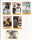 1992 Front Row Willie Stargell Autograph card Pittsburge Pirates