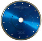 Porcelain Tile Cutting Diamond Blade Turbo 230mm x22.2mm. For 9in Angle Grinders