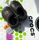 CROCS BOUNDLESS CAYMAN MAMMOTH BLITZEN CLOG SHOE Brown Junior 3 Woman 5 NWT