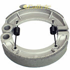 BRAKE SHOE FITS YAMAHA KODIAK 400 YFM400 2WD 2003 2004 REAR BRAKE SHOES