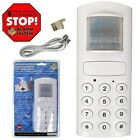 Motion Activated Alarm with Auto Dialer - Record Messages for Emergencies