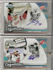 PANINI , CERTIFIED CHAMPIONS AUTOGRAPH OF SCOTT NIEDERMAYER , VERY RARE