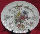 VINTAGE JOHNSON BROTHERS c1944-82 Sheraton FLORAL SERVING PLATTER