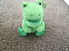 Pottery Barn Singing Puppet Plush - FROG - New In Package!!