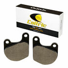 BRAKE PADS FITS HARLEY DAVIDSON FXRS 1340 LOW GLIDE 80 1982 1983 1984 FRONT PADS