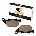 Rear Brake Pads for Harley Davidson Xl 883 Xl883 Sportster Iron 883 2005-2013