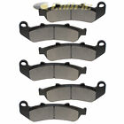 BRAKE PADS Fits Honda CBR1000 CBR1000F 1993 1994 1995 1996 FRONT REAR PADS