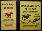 RARE OOP Lou Holloway Horse Racing Betting Handicapping Best Winning System