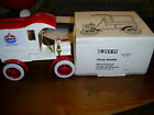 New In Box No. 1333 Ertl Amoco 1905 DELIVERY CAR BANK FORD'S FIRST DELIVERY CAR