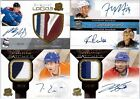 10-11 Upper Deck The Cup Limited Logos Patch Auto Paul Stastny 50