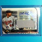 2012 Topps Finest Baseball Rookie Autographs Visual Guide 23