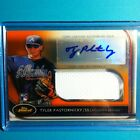 2012 Topps Finest Baseball Rookie Autographs Visual Guide 25