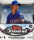 2012 Topps Finest Baseball Hobby 2 Box lot