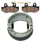 Fits Honda XL500R 1983 1984 FRONT BRAKE PADS & REAR BRAKE SHOES