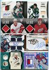 11-12 Upper Deck Artifacts Treasured Swatches Jersey Patch Ryan Getzlaf 16 35