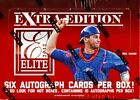 2012 Panini Elite Extra Edition Baseball Hobby 3 Box Lot