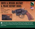 Smith & Wesson Military & Police Victory Model Atlas Classic Firearms Gun CARD