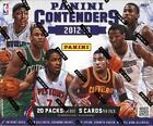 2012 13 PANINI CONTENDERS BASKETBALL HOBBY BOX [4 AUTOS BOX] NBA FACTORY SEALED