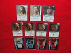 Eureka lot of 11 Autograph & Costume Cards