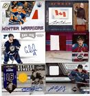 10-11 Panini Limited Material Monikers Jersey Auto Paul Stastny 25