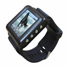 Waterproof 144 Wrist Watch Mobile Cell Phone Touch Screen Camera MP4 Radio GSM