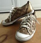 Coach Fashion Sneakers Sz 8 1 2 B