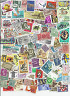 Worldwide Kiloware Collection 120 Different Stamp Packet Off Paper Lot SB10