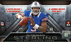 2013 BOWMAN STERLING FOOTBALL HOBBY BOX (6 AUTO + 6 RELIC PER BOX) [FACT SEALED]