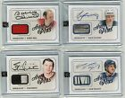 2013-14 ITG Superlative The First Six Stan Mikita Auto Plus Pant 1 of 20