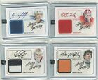 2013-14 ITG Superlative First Six Corey Crawford Auto Jersey Gold 5