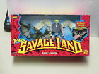 X Men Savage Land Angel  Sauron Action Figure Toy Biz Marvel 1997