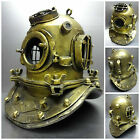 New DIVERS DEEP SEA DIVING HELMET METAL MODEL HOME OFFICE DECORATION SCULPTURE