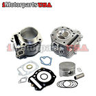 TOP END ENGINE CYLINDER REBUILD KIT W/ CAM FOR HONDA CH250 HELIX CN250 SCOOTER