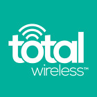 TOTAL WIRELESS 4G LTE DUAL SIM CARD UNLIMITED VERIZON WIRELESS NETWORK BY TOTAL